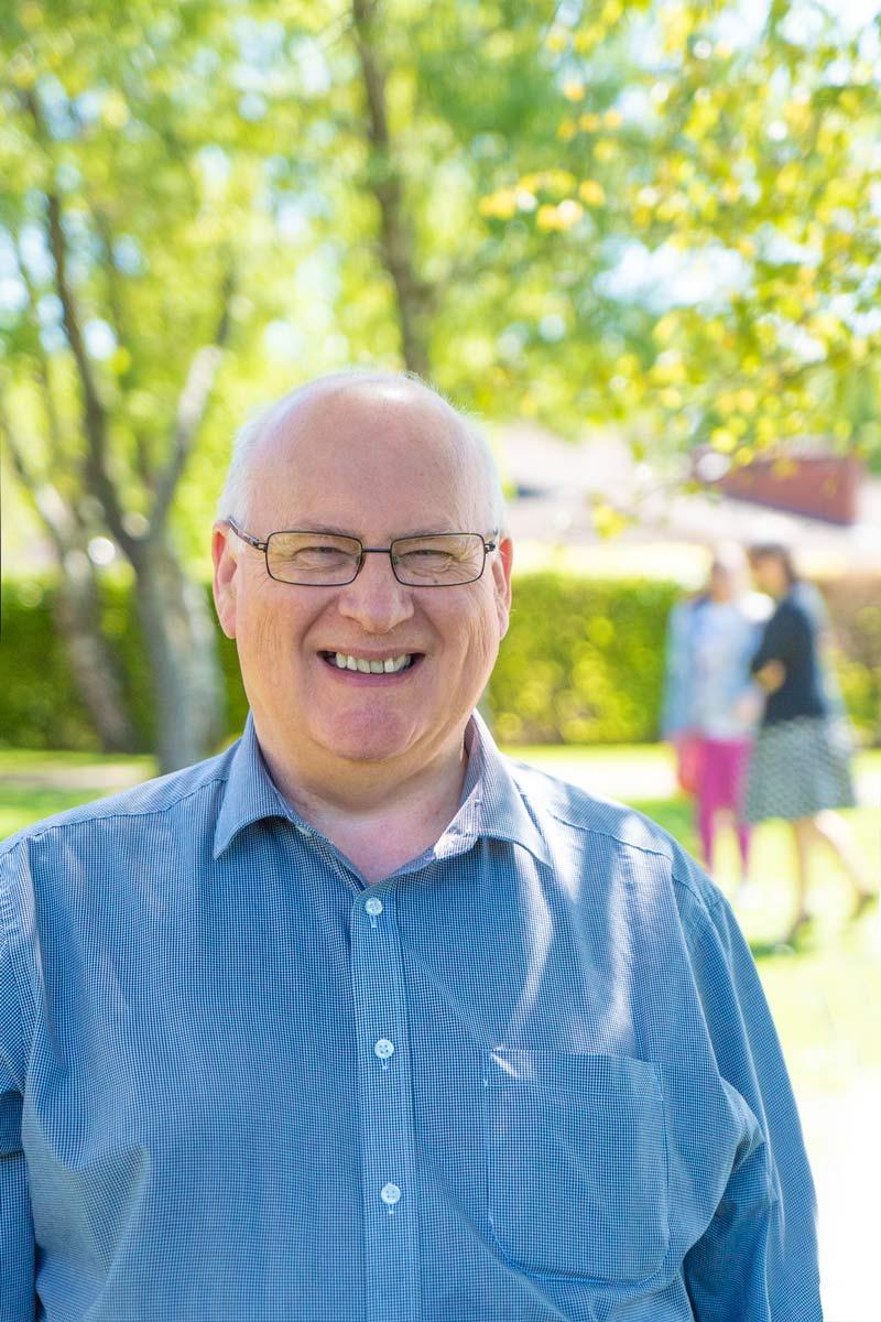 Jim Patterson, Elder