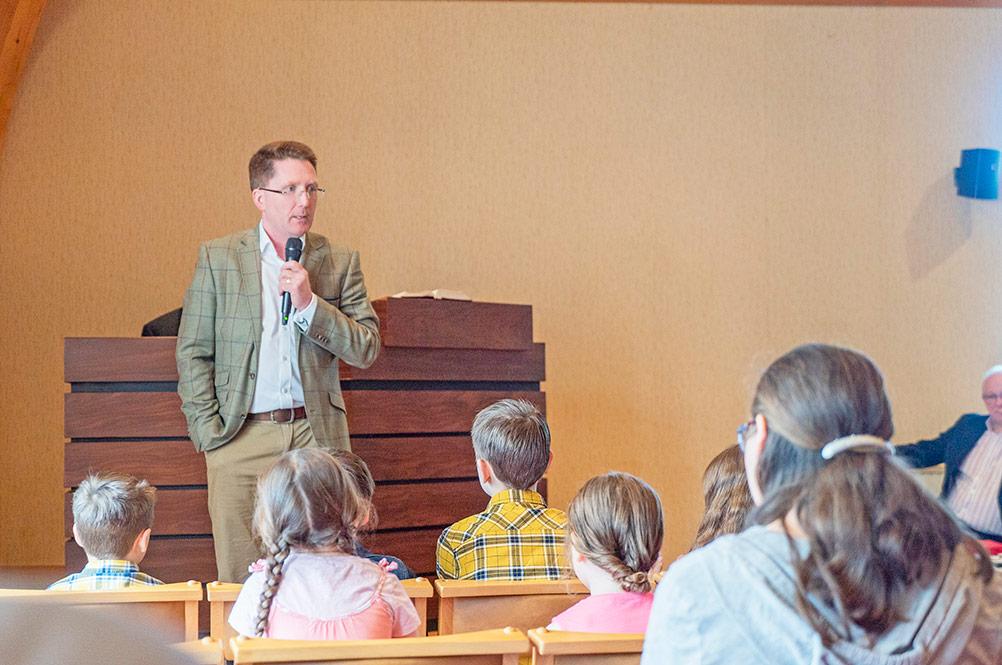 kids livingston free church