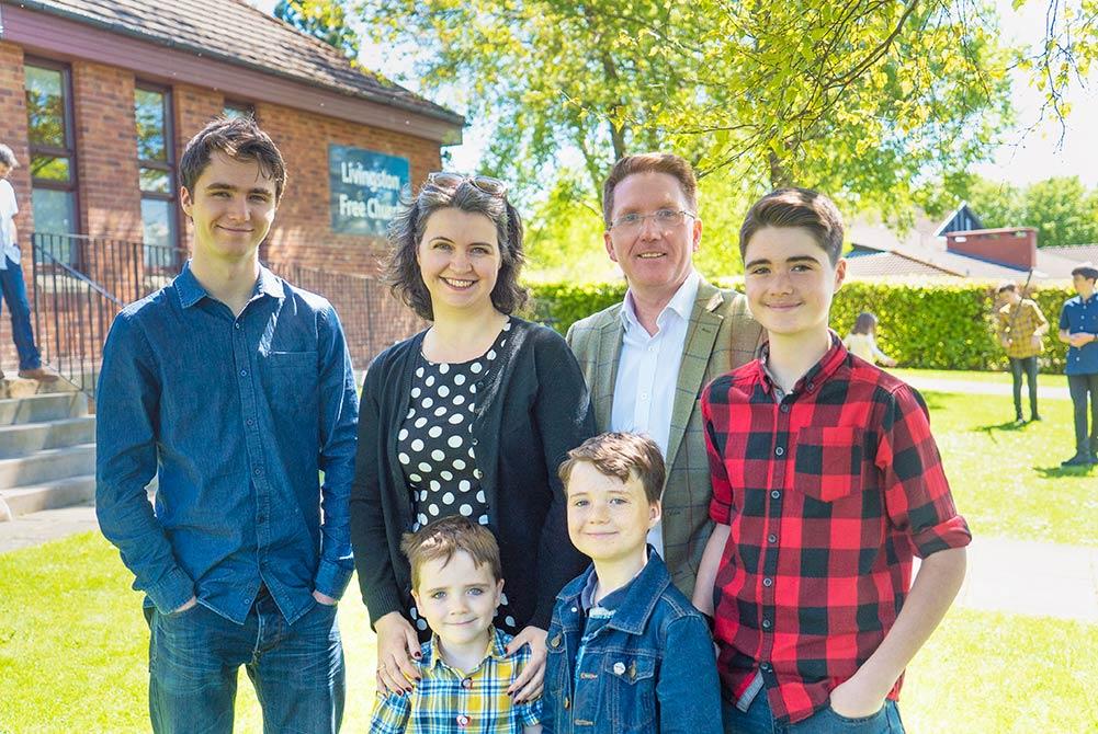 Murray Family